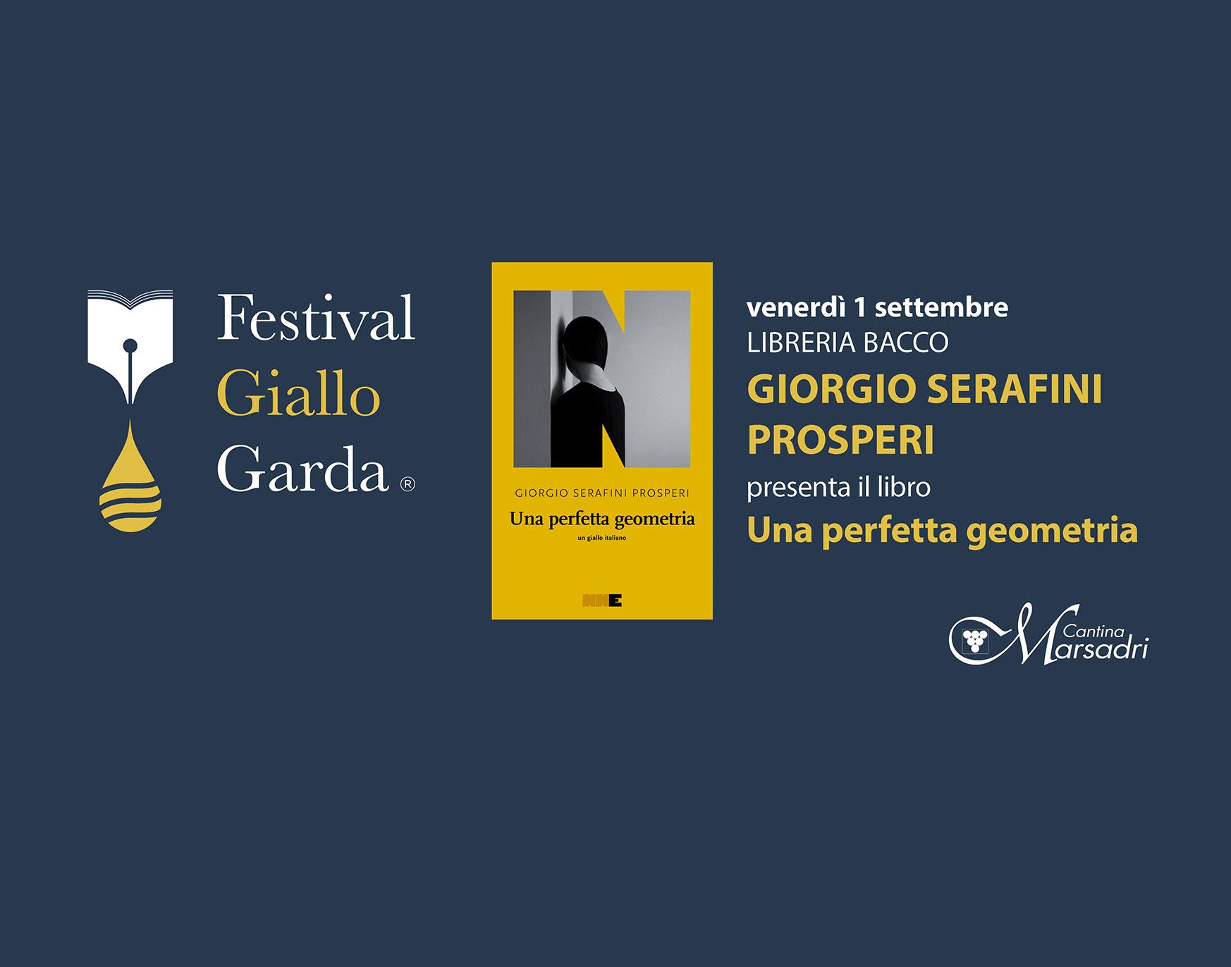 """Giorgio Serafini Prosperi presenta """"Una perfetta geometria"""""""