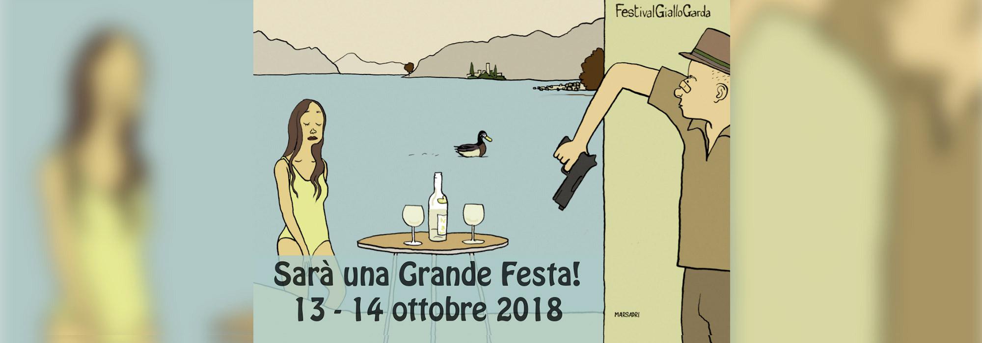 Quarta edizione festival giallo garda