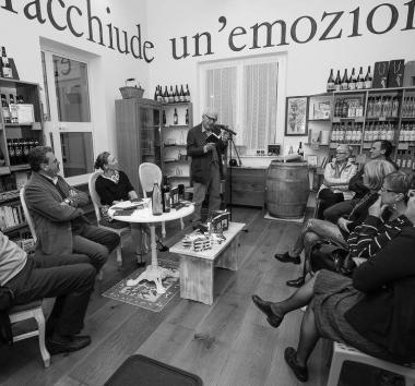 Festival Giallo Garda - Evento N.14 - Andrea Molesini