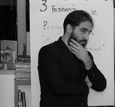 Festival Giallo Garda - evento 3 febbraio - lezione di approfondimento a cura del dott. Carlo Zaza