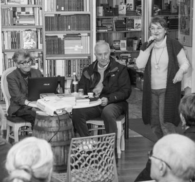 """Festival Giallo Garda - evento 7 dicembre 2016 - Patrizia Debicke presenta """"La congiura di San Domenico"""""""
