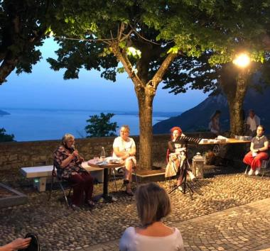 Margherita Oggero a Tignale Summer Festival