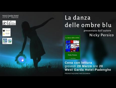 Nicky Persico presenta La danza delle ombre blu