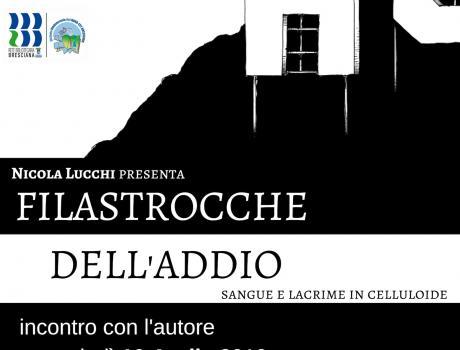 Nicola Lucchi presenta Filastrocche dell'addio