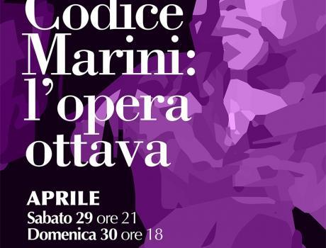 Codice Marini - L'Opera Ottava