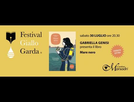 Festival Giallo Garda - Gabriella Genisi presenta Mare Nero